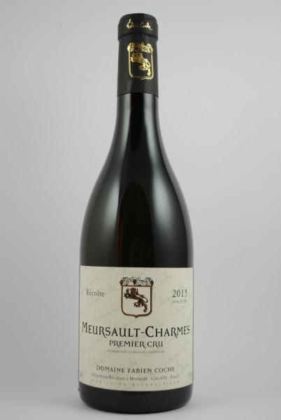 2015 Meursault 1er Cru Charmes